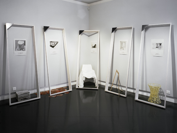 Exhibition Stand Frames : Les cadres exhibition design